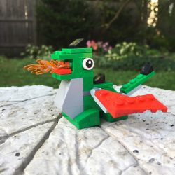 Lego Mythical Creatures (Brunswick)